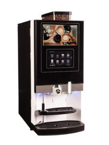 ETNA - Koffiemachine - Dorado Espresso Medium side touch